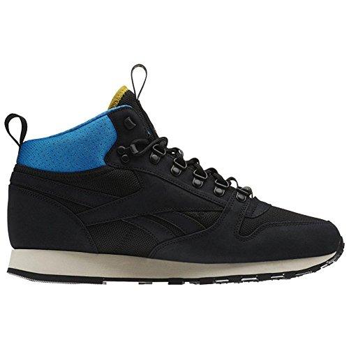REEBOK - Sneaker - Herren - CL Leather Mid BC schwarz für herren - 42