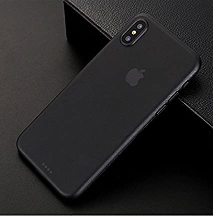wholesale dealer 93472 54012 Apple Iphone X Case & Cover Black Colour shockproof: Amazon.in ...