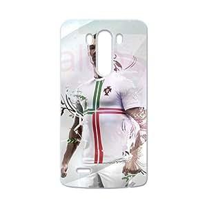 QQQO Christiano Ronaldo Phone Case for LG G3