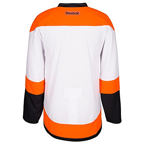 ebe72b6fc8c98 Amazon.com : Philadelphia Flyers Reebok EDGE Authentic 50th ...