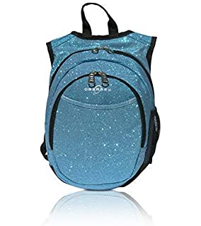 6540301cef Obersee Pre-School Kids Sparkle Backpack with Insulated Cooler