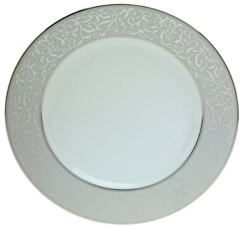 Mikasa Parchment Bread and Butter Plate, 7-Inch (Parchment Bread)