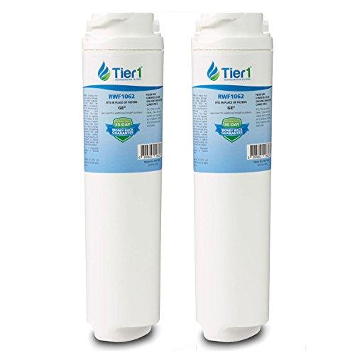 2 Pack Tier1 MSWF GE SmartWater Replacement Refrigerator ...
