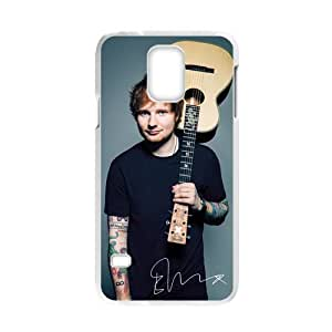 Generic Ed Sheeran Inspirational And Motivational Life Quotes Custom Plastic Case Cover For Samsung Galaxy S5 (Laser Technology)