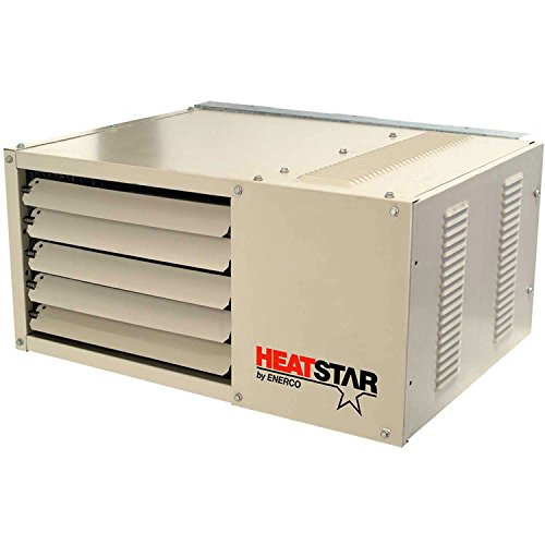Enerco Heaters (Enerco Indirect Fired Unit Heater with NG to LP Conversion Kit, HSU 50 NG (ENR-F160550))