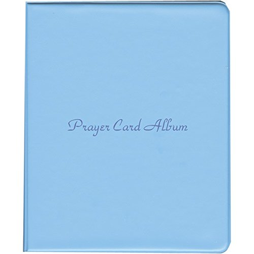 (Collector's Album for Christian - Catholic Holy Prayer Cards makes a great Ordination or other event gift for a Deacon, Priest, Minister or prayful person (Saints Collection))