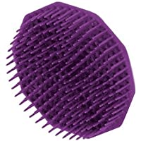 LaCasa Scalpmaster Shampoo Brush, Purple 1 Count