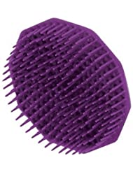 LaCasa Scalpmaster Shampoo Brush, Purple 1 Count