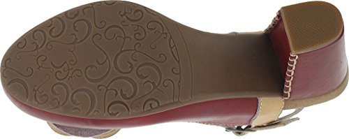 Pictures of Spring Step Women's Adorn Red Sandal Red Red 2
