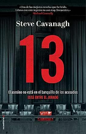 """Resultado de imagen de 13 steve cavanagh"""""""