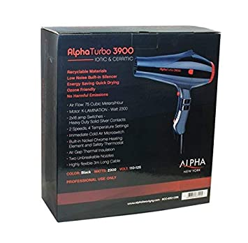 Professional Hair Blow Dryer with Heat Speed Ceramic Ionic Power 2300 Value Free Gift Value of 30