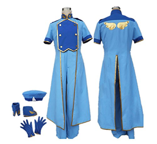 Japan (Syaoran Li Costume)