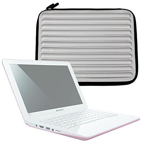 500 Gb Elements - DURAGADGET Shock & Water-Resistant Memory Foam Laptop Case in Silver for Lenovo IdeaPad S206 11.6 inch Laptop - (AMD Dual Core E2-1800 1.7GHz, 4Gb RAM, 500Gb HDD, Windows 7 Home Premium 32-bit), Lenovo ThinkPad X220, Lenovo ThinkPad X220i & Lenovo IdeaPad U260