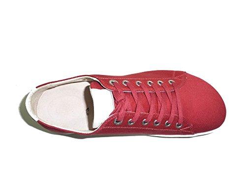 Birkenstock 415541 Arran textil red (tessuto rosso)
