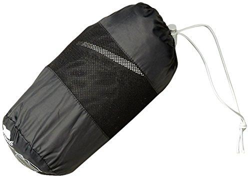 Trespass Mujer Packaway blk Chaqueta Packup negro 66qdrZ