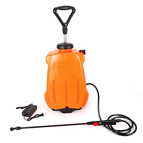 (ees.Backpack Agricultural Electric Sprayer Rechargeable Charger16L 12-Volt)