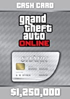 Grand Theft Auto Online: Great White Shark Cash Card - PS3 [Digital Code]