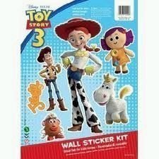 TOY STORY WALL STICKERS Part 40