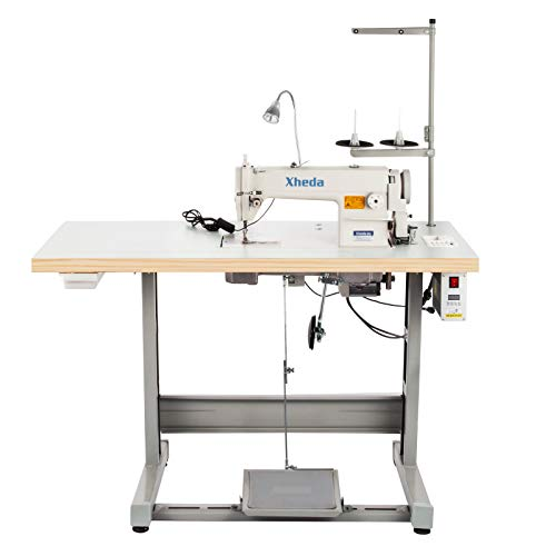 VEVOR Industrial Sewing Machine DDL8700 Lockstitch Sewing Machine with Servo