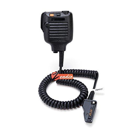(Zeadio ZP-AMC061 Handheld Speaker Microphone for MultiPin Kenwood Nexedge Walkie Talkie Radio NX-200 NX-411 TK-285 TK-5210 TK-390 TK-981 TK-2260 TK-3212 Etc.)