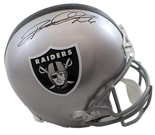 Rod Woodson Autographed Helmet - Replica 11047 - JSA Certified - Autographed NFL Helmets