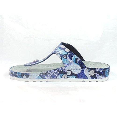 Rohde - Sandalias para mujer azul azul