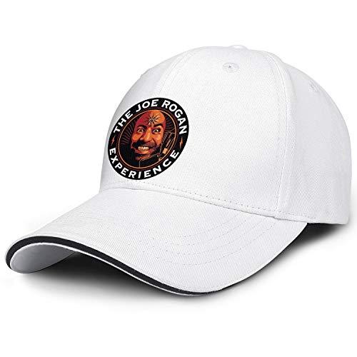 SHTHYTS Women's Cobra-Kai-Logo-The-Joe-Rogan-Head-face-Adjustable Snapback Hat Wool Golf Trucker Dad Baseball Caps -