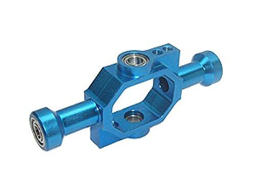 Aluminum Seesaw Holder,Blue:T-REX 500 MHETX5172B