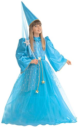 Magic Fairy Blue Costume Child Costume