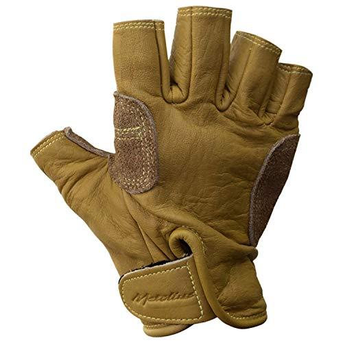 Metolius 3/4 Climbing Glove - Natural Small ()