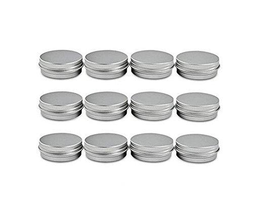 Aluminum Lip Balm Containers - 5