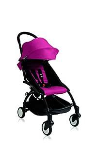 Amazon.com : Babyzen YOYO Stroller - Black - Pink : Baby