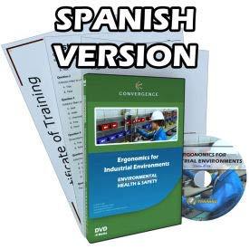 Convergence Training Ergonomics for Industrial Environments, C-418-ES-AR, Spanish, DVD (C-418-ES-AR)