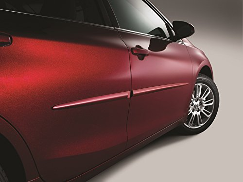 (Genuine Toyota Body Side Moldings (PT29A-00140-31) for the Toyota Camry-COLOR: Celestial)