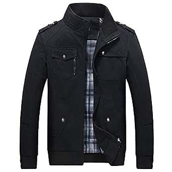 Amazon.com: Realdo Mens Casual Jacket, Clearance Sale Mens