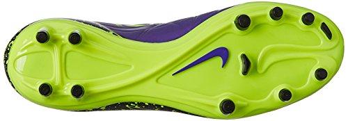 Nike Männer Hypervenom Phelon II IC Fußballschuh Hyper Traube / Schwarz / Volt