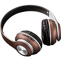 Polosmart FS19 Kulak Üstü Kablosuz Kulaklık (Kahverengi)