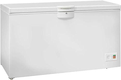 Smeg CO402 - Congelador (Baúl, Independiente, Color blanco, 350L ...