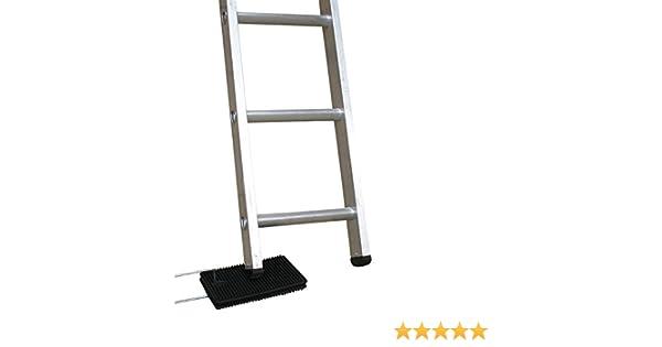 Escalera alfombrilla para calzar escalera: Amazon.es: Bricolaje y herramientas