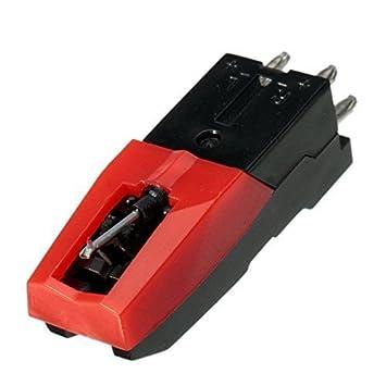 ONECES Aguja de Repuesto para Reproductor de Discos giratorios ...
