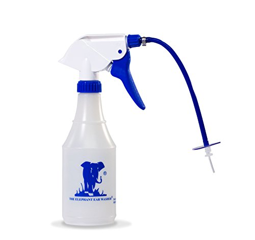 Elephant Ear Washer Bottle System by Doctor Easy (Ear Wax Removal System)