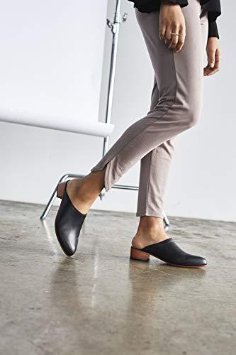 Nisolo Women's Mariella Leather Closed Toe Mule
