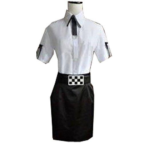 Relaxcos Steins;gate Kiriu Outfits Cosplay Costume
