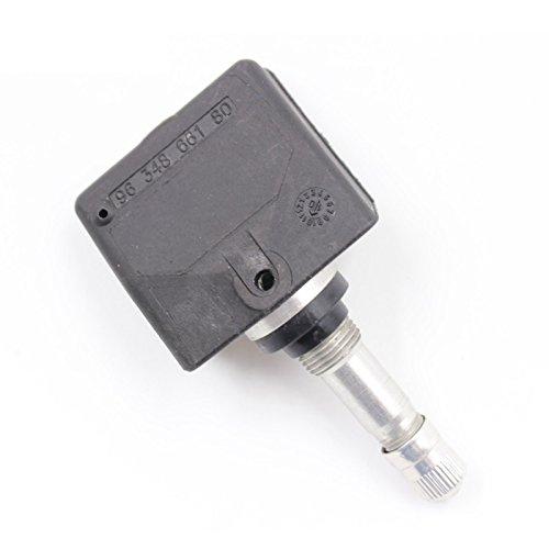 4 X de surveillance de pression de pneu TPMS capteurs 9634866180 TPMS Compatible avec pour C5 C8 508 607 807 BEEAUTO