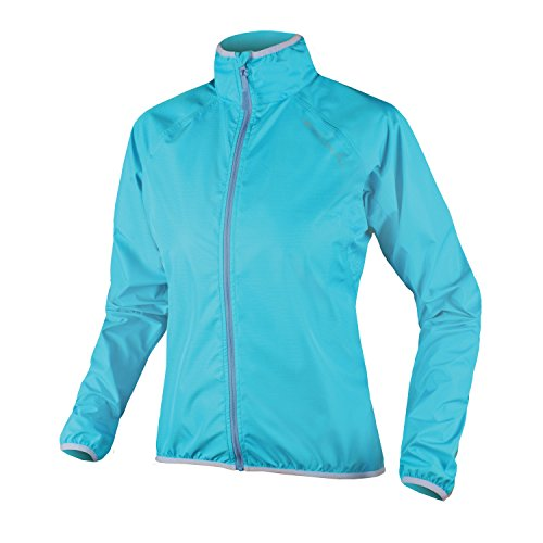 ENDURA Womens Xtract Cycling Jacket Ultramarine, Large