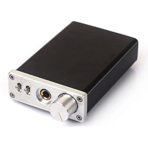 SMSL sApII Pro TPA6120A2 Big Power High Fidelity Stereo Headphone Amplifier (silver)