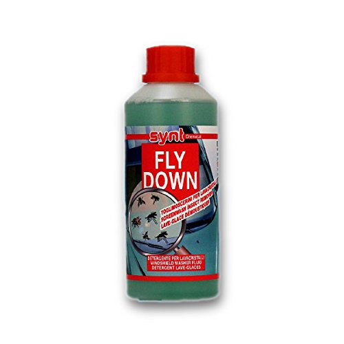FLY Limpiador DOWN Bote de pintura 250 ml, líquido para limpiaparabrisas Synt Chemical 2.: Amazon.es: Hogar
