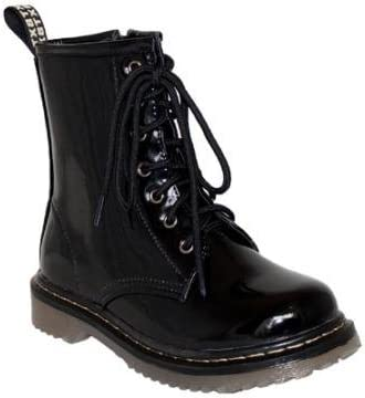 Dr Marten style Lace Up Ankle Boots
