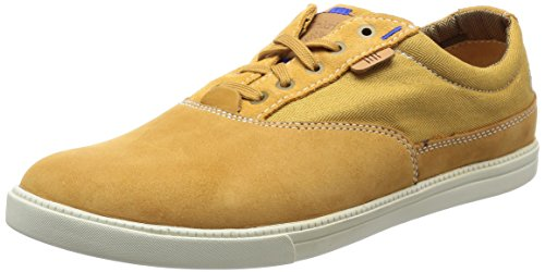 Timberland EARTHKEEPERS FULK MOC Chaussures Mode Sneakers Homme Brun
