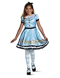 Disguise Costumes Ally Deluxe Descendants Wicked World Disney Costume, X-Large/14-16